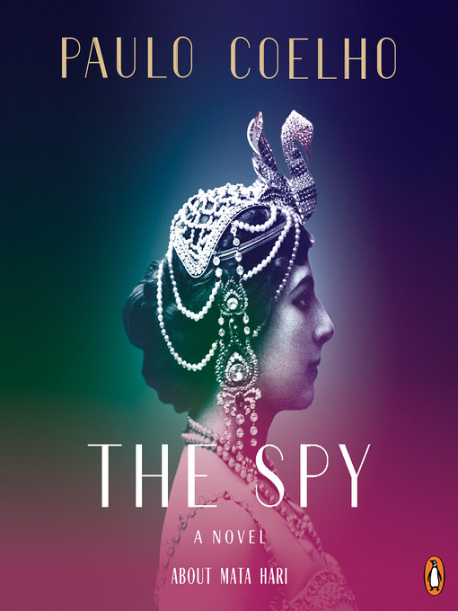 Cover of The Spy