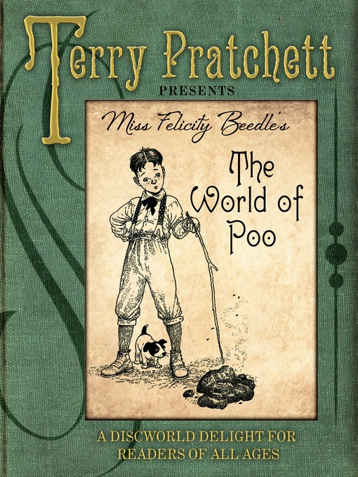 Title details for The World of Poo by Terry Pratchett - Wait list