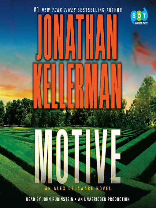 Title details for Motive by Jonathan Kellerman - Available