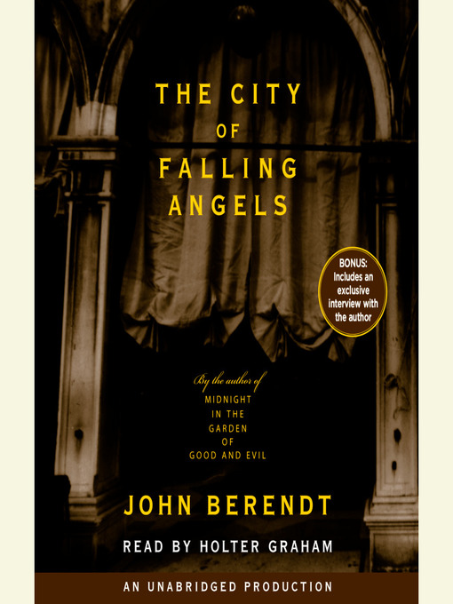 Title details for The City of Falling Angels by John Berendt - Wait list
