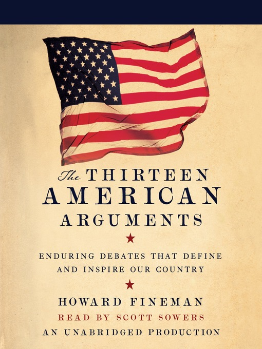 an analysis of the american dollar in the thirteen american arguments by howard fineman Frq's for summer reading assignment: read chapters 1-3 of howard fineman's book the thirteen american argumentschoose one of the following frq's and complete it before the end of the first week of school.