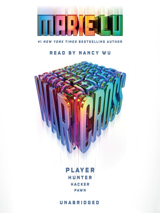 Cover image for Warcross