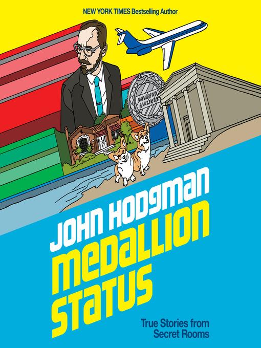 Title details for Medallion Status by John Hodgman - Available