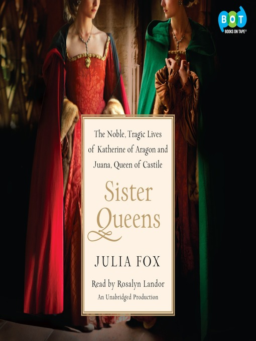 Title details for Sister Queens by Julia Fox - Available