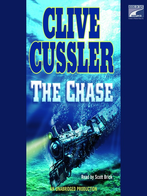 Title details for The Chase by Clive Cussler - Wait list