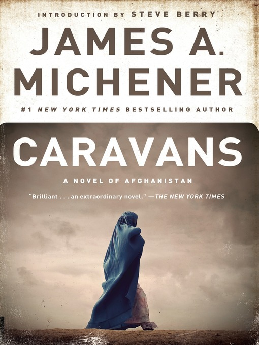 Title details for Caravans by James A. Michener - Wait list
