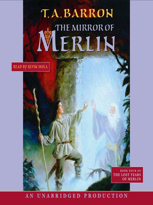 Cover of The Mirror of Merlin