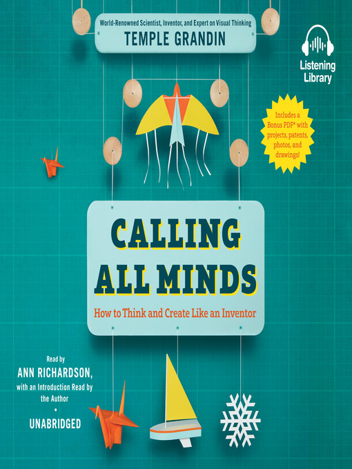 Title details for Calling All Minds by Temple Grandin - Available