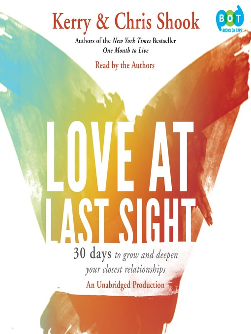 Title details for Love at Last Sight by Kerry Shook - Available