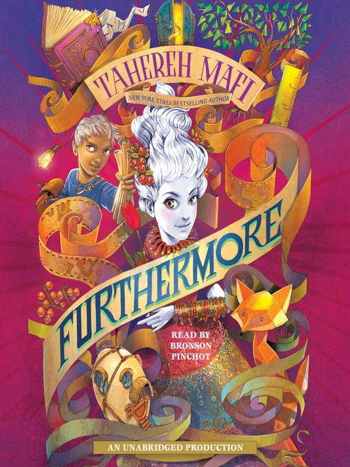 Title details for Furthermore by Tahereh Mafi - Available