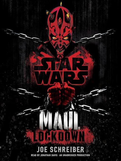 Title details for Maul by Joe Schreiber - Wait list