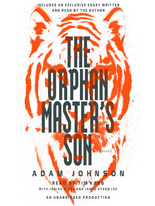 Title details for The Orphan Master's Son by Adam Johnson - Wait list
