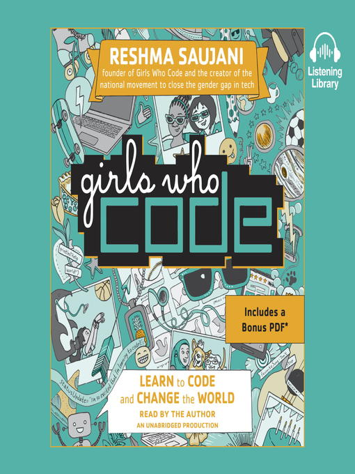 Cover of Girls Who Code