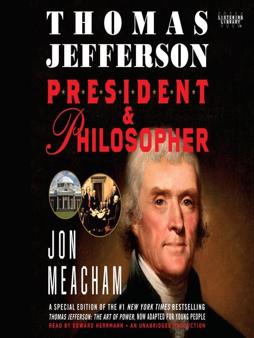 Title details for Thomas Jefferson by Jon Meacham - Wait list