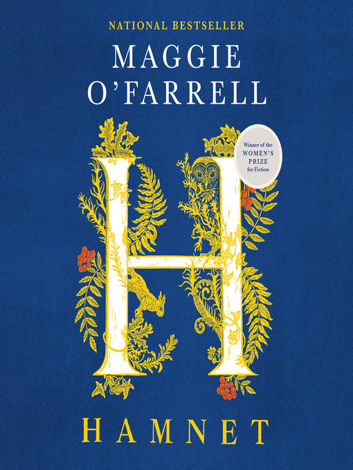 Title details for Hamnet and Judith by Maggie O'Farrell - Wait list