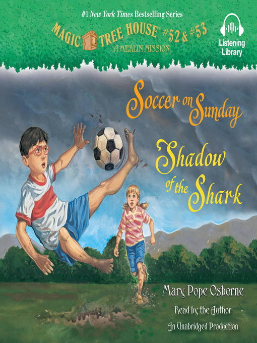 Cover image for Magic Tree House, Books 52 & 53