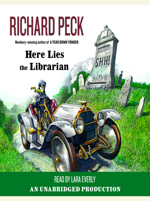 Title details for Here Lies the Librarian by Richard Peck - Available