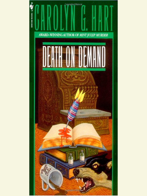 Title details for Death on Demand by Carolyn Hart - Available