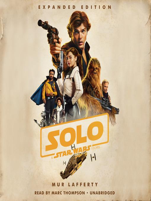 Title details for Solo by Mur Lafferty - Wait list