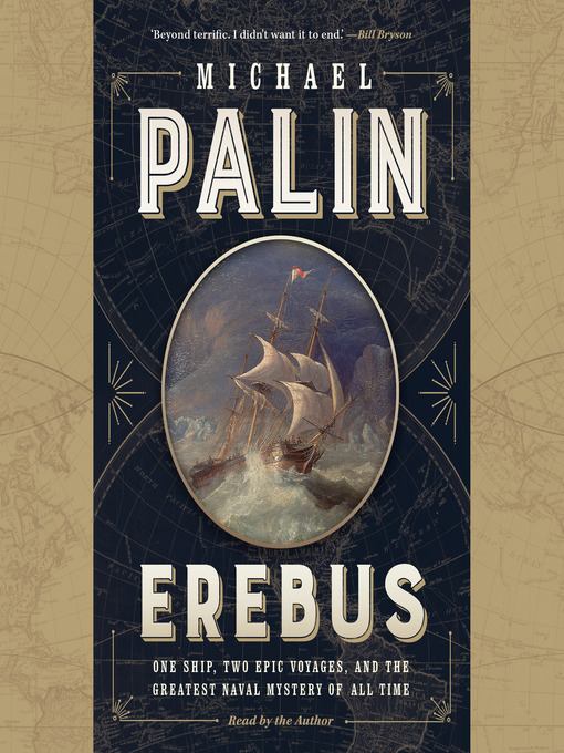 Title details for Erebus by Michael Palin - Wait list
