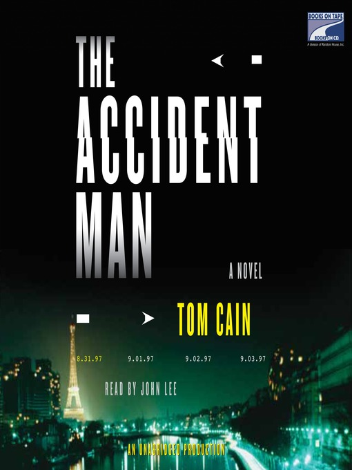 Title details for The Accident Man by Tom Cain - Available