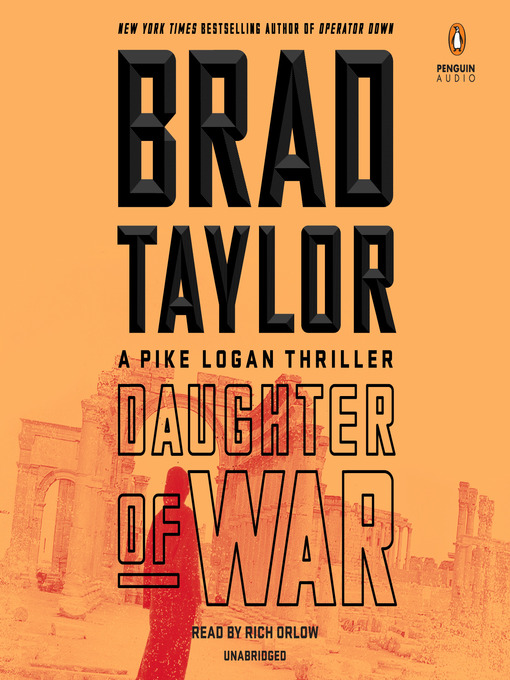 Title details for Daughter of War by Brad Taylor - Wait list