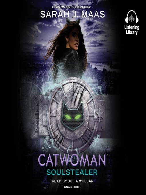 Catwoman - North Country Library System - OverDrive