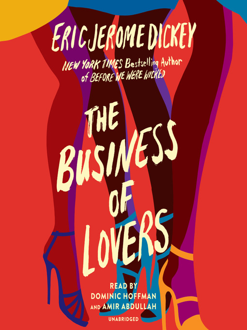 Title details for The Business of Lovers by Eric Jerome Dickey - Available