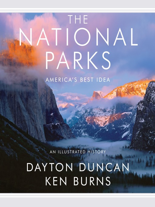 Title details for The National Parks by Dayton Duncan - Available