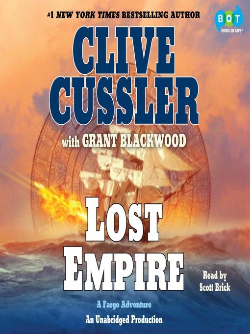 Title details for Lost Empire by Clive Cussler - Wait list