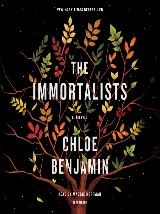 Title details for The Immortalists by Chloe Benjamin - Wait list