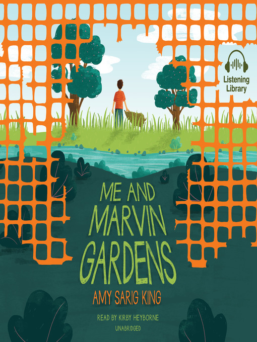 Title details for Me and Marvin Gardens by Amy Sarig King - Wait list