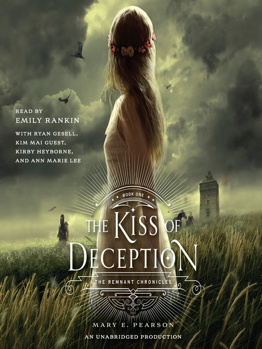 Title details for The Kiss of Deception by Mary E. Pearson - Available