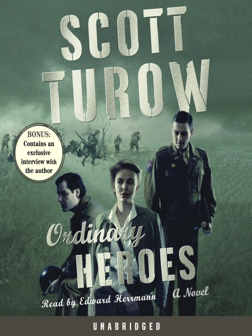 Title details for Ordinary Heroes by Scott Turow - Wait list