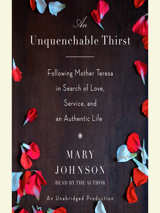 Title details for An Unquenchable Thirst by Mary Johnson - Available