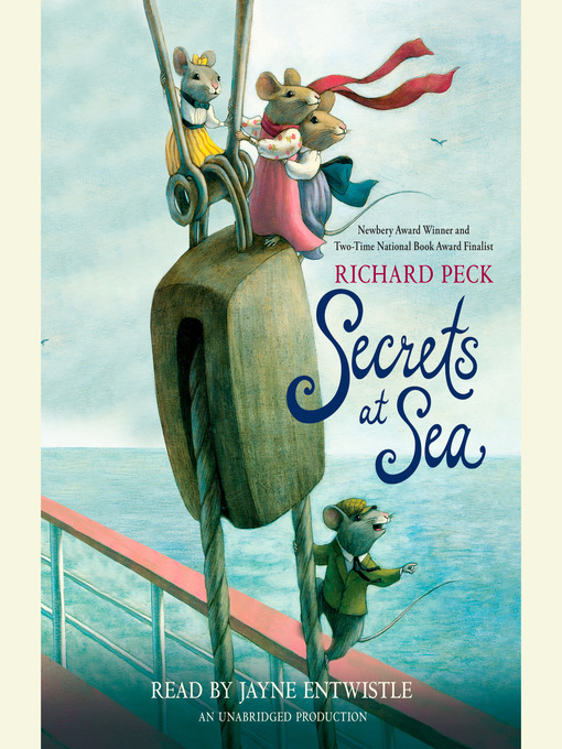 Title details for Secrets at Sea by Richard Peck - Available