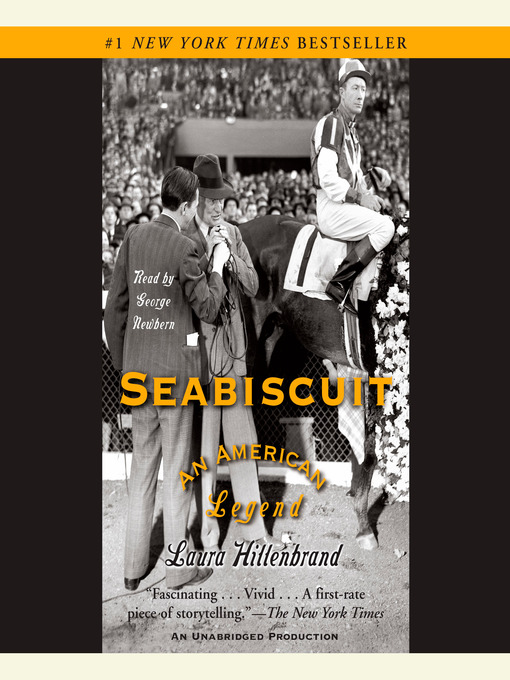 Title details for Seabiscuit by Laura Hillenbrand - Available