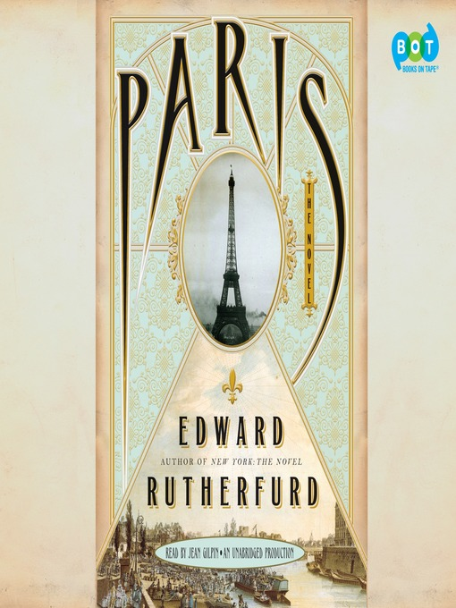 Title details for Paris by Edward Rutherfurd - Wait list