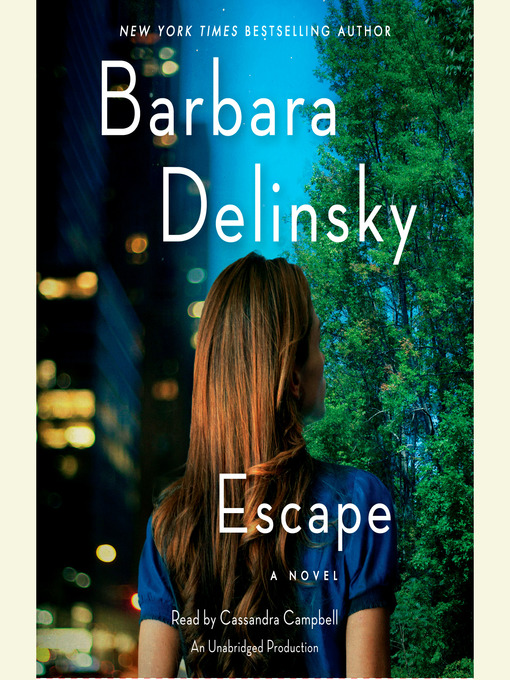 Title details for Escape by Barbara Delinsky - Wait list