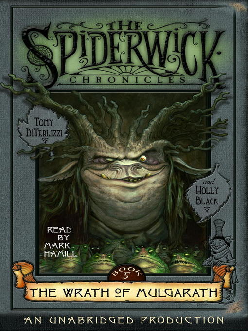 The Spiderwick Chronicles, Volume Iii