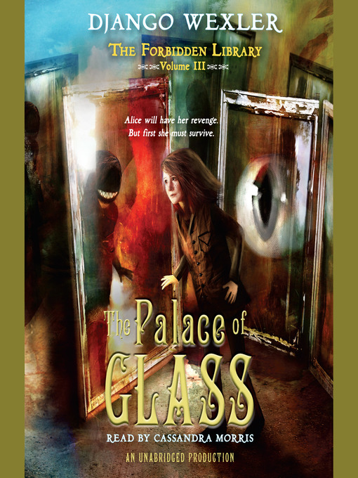 Title details for The Palace of Glass by Django Wexler - Available