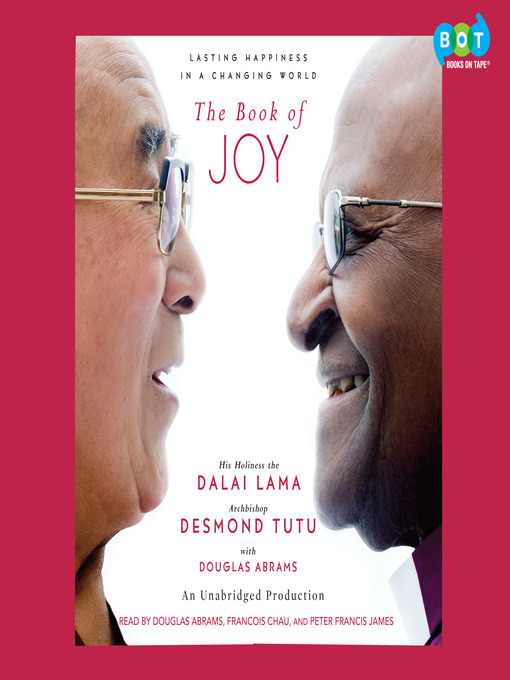 Cover image for The Book of Joy