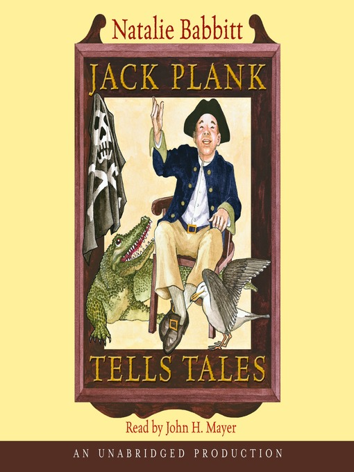 Title details for Jack Plank Tells Tales by Natalie Babbitt - Available