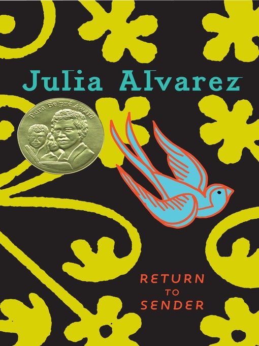 Title details for Return to Sender by Julia Alvarez - Available