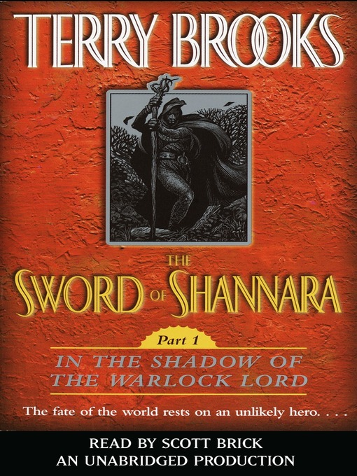 Title details for The Sword of Shannara by Terry Brooks - Wait list