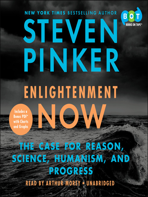 Title details for Enlightenment Now by Steven Pinker - Wait list