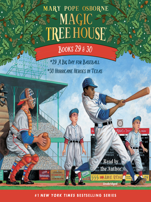 Cover image for Magic Tree House, Books 29 & 30