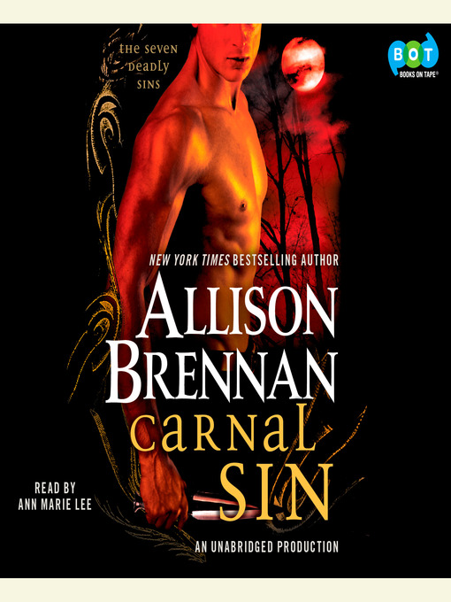 Title details for Carnal Sin by Allison Brennan - Available