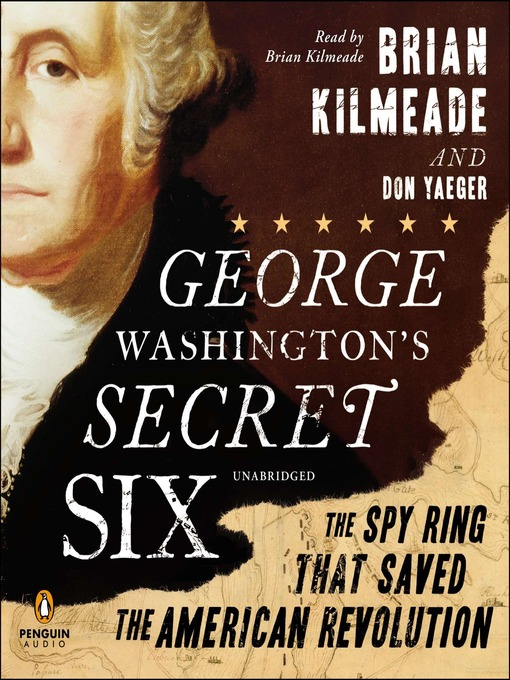 Cover of George Washington's Secret Six