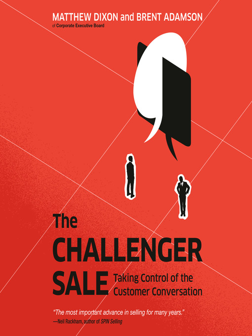 Title details for The Challenger Sale by Matthew Dixon - Available